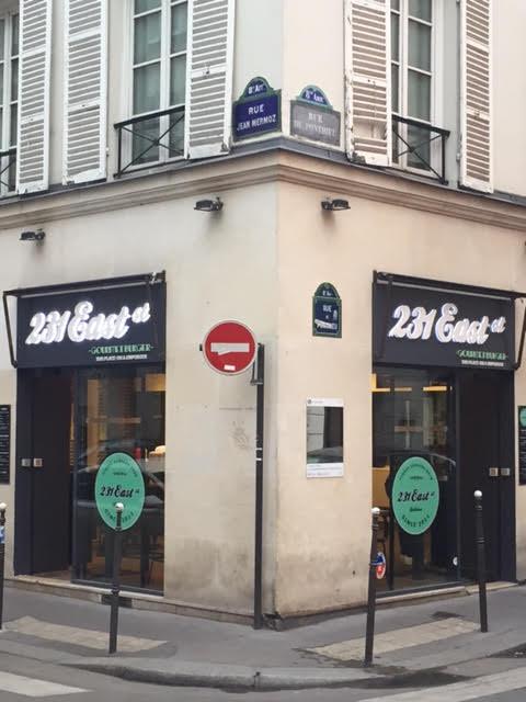 231 EAST ST rue de ponthieu elysees conseils et developpement